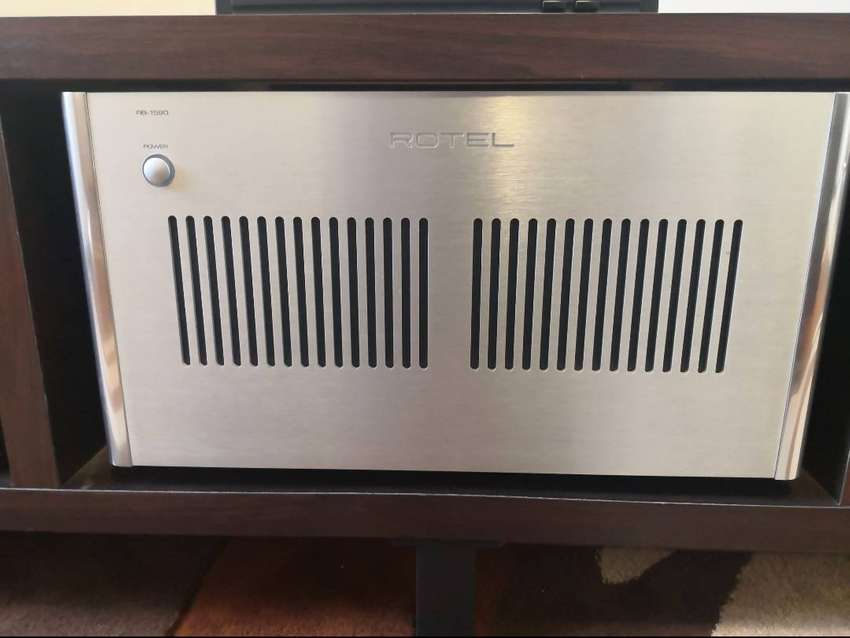 Rotel Amp and Preamp for sale 0