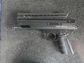 Paintball pistol and BB revolver