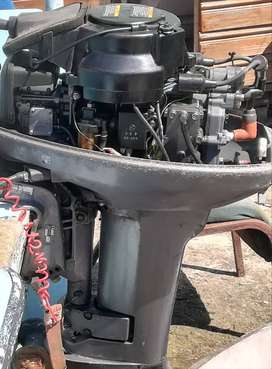 15hp yamaha outboard  in very good working condition