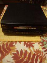 видеомагнитофон кассетный LG