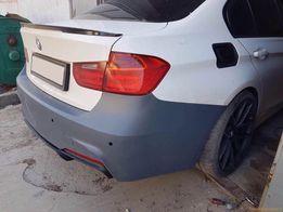 Спойлер для BMW 3 F30 M-Perfomance. Обвес M3, M-Perfomance, накладка.