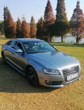 Audi in good condition