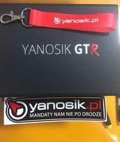 Yanosik GTR - legendarny antyradar + UCHWYT DO MOCOWANIA