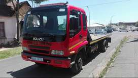 2009 Isuzu F9 Series Towing Truck