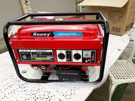 3.5kw Key Start Sunny generator for only R4800 brand new