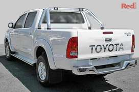 Looking for a Hilux Bakkie
