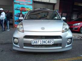 Diahatsu sirion 1.3 for sale