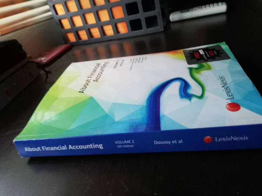 Financial accounting textbook 0