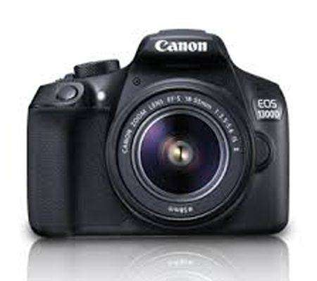 CANON 1300D WITH 18-55MM 0
