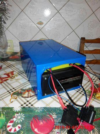 Перепаковка литиевых аккумуляторов