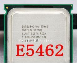 Intel Xeon E5462 (12M, 2.80GHz, 1600MHz)771 +адаптер 775 - 800 р