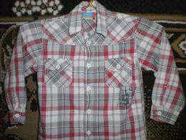 Рубашка на маленького модника