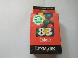 Продам новый цветной оригинальный картридж Lexmark 83 18LX042E