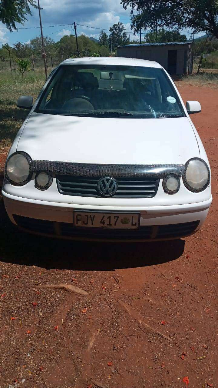 I have a Polo Classic 1.6 verry good condition en light on fuel
