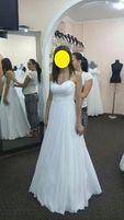Свадебное, вечернее, выпускное платье. Не венчанное!