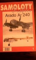 Samoloty profile Arado Ar-240