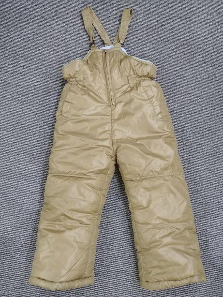 Продам зимний тёплый костюм на рост 104-110 см. На фото ребёнок 116см Харьков - изображение 3