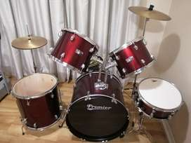 Premier Olympic complete drumset + metronome