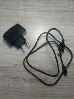 Зарядное для телефона Android блок и шнур кабель провод