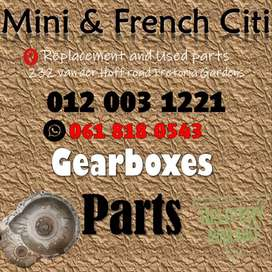 Automotive Parts Shop Mini and French Citi