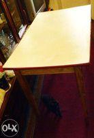 Стол (60х100 см, h=76 см) кухонный обеденный письменный