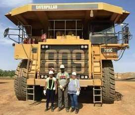 EXCAVATOR TRAINING MACHINE IN GERMISTON