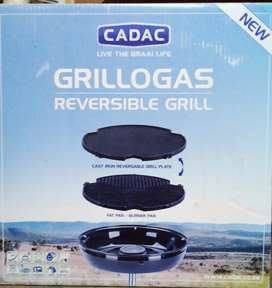 Grillogas Reversable Grill