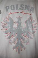 Koszulka patriotyczna - Polska pamiętam o korzeniach