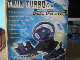 Kierownica do PC, PSX, N64