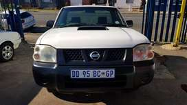 Nissan Np300 hardbody and good condition