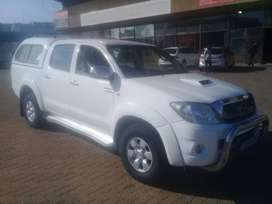 Toyota Hilux 4X4, 2008 Model for sale