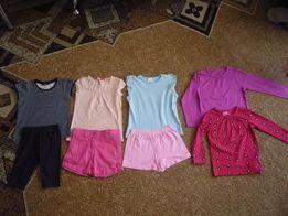Zestaw ubrań rozm 98 dla dziewczynki