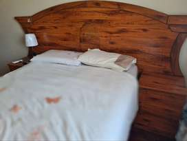 HEADBOARD AND DRESSER FOR SALE