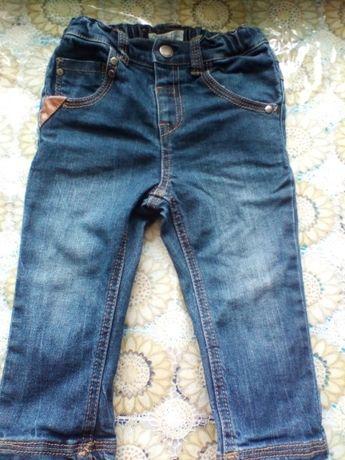 Весенний набор ветровка и джинсы на рост 80 см за 100гр Каховка - изображение 7