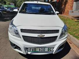 2013 Chevrolet Utility 1.4 with canopy