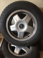 Оригинальные колеса, диски и шины на AUDI разм.215/60R/15 7900 грн.