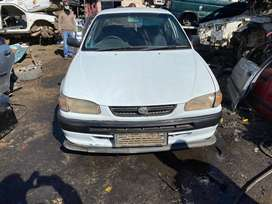 TOYOTA COROLLA STRIPPING FOR SPARES