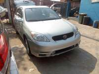 Image of clean and neat toyota matrix available for sale