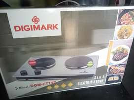 Digi Mark electric stove