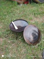 Сковорода из диска бороны, жаровня, садж