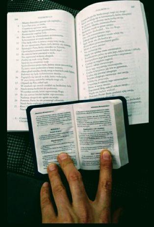 Biblia / Pismo Święte dla szkół i nie tylko. Nowy Testament za darmo Kraków - image 3