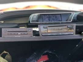 AUDI A5 steering wheel and dashboard, RS5 RADIO, FOR SALES