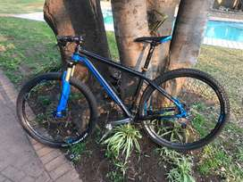 Silverback sola 4 with Specialized cleats