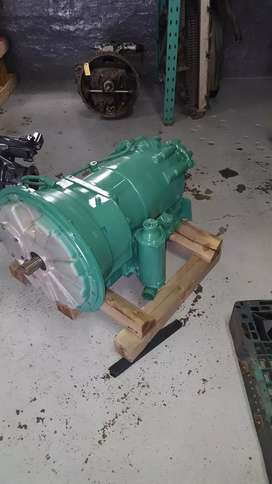 SCANIA GR870 TRANSMISSION WITH TORQUE CONVERTOR