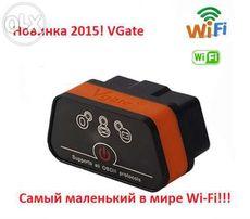 Акция!!! ELM327 V1.5 Vgate iCar2 Wi-Fi Aвтосканер iOS (iPhone, iPad)