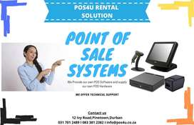 POS SYSTEMS AVAILABLE