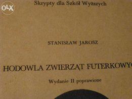 Hodowla zwierzat futerkowych- Stanisław Jarosz