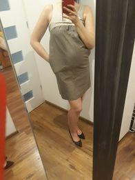 Sukienka ciążowa Zara Basic