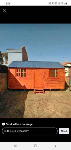 Wanted 4x4 wendy house