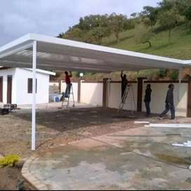LET US BEAUTIFY YOUR PLACE WITH A GREAT CARPORT